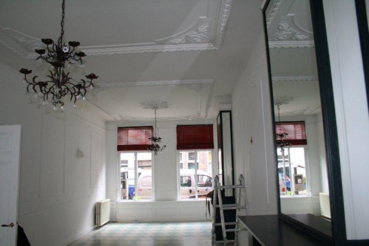 Restauratie van ornamenten en lijsten aa van der toolen - Modern plafondgieten ...